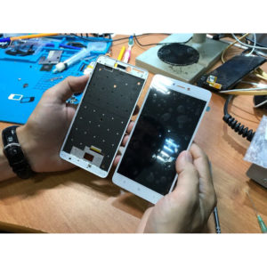Замена модуля в телефоне Xiaomi