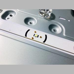 Замена диодов в подсветке телевизора