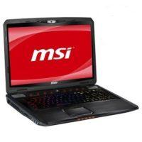 Качественный и быстрый ремонт ноутбука MSI GX780.